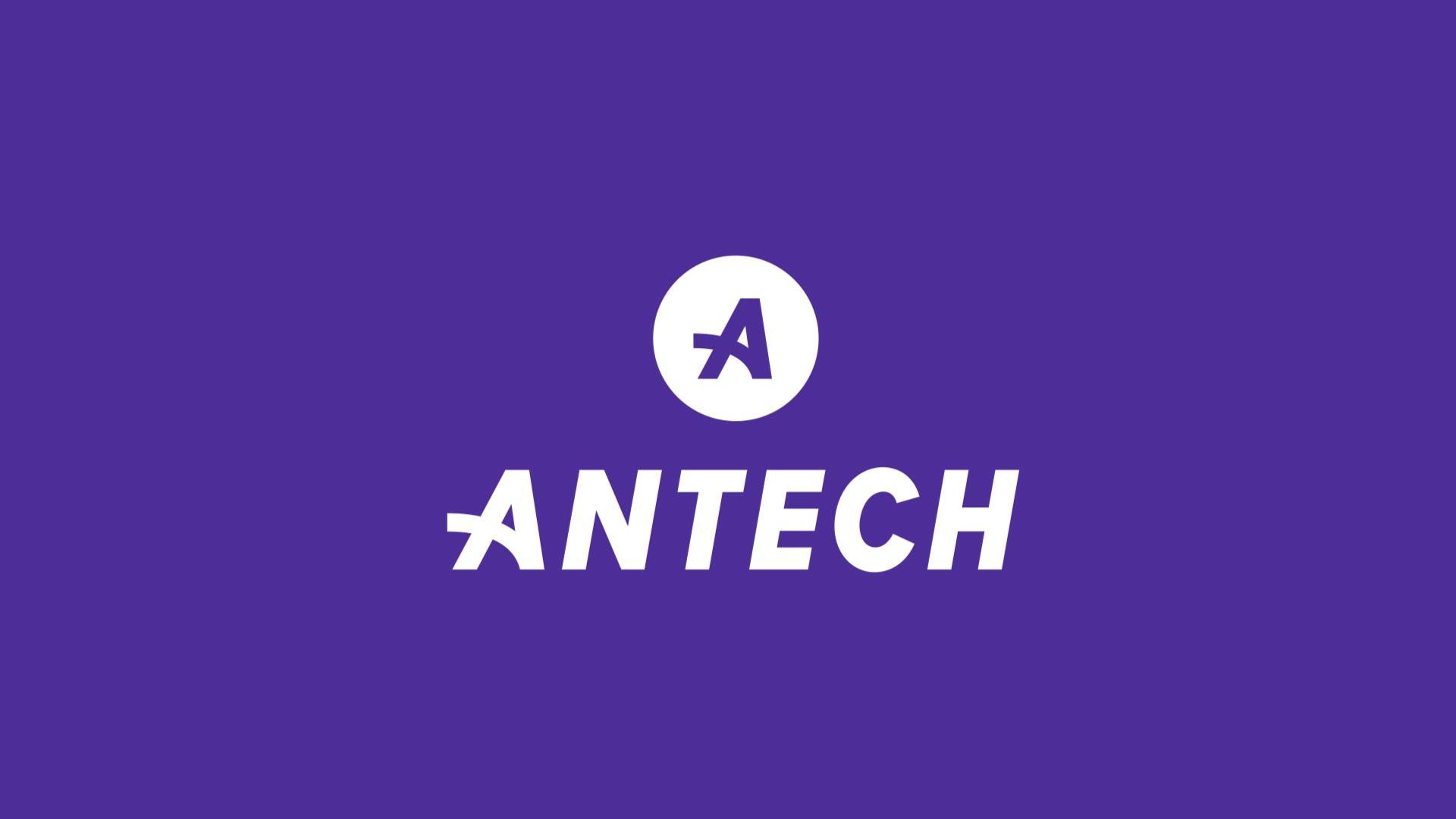02 Case Study Antech Video Preview Logo Animation