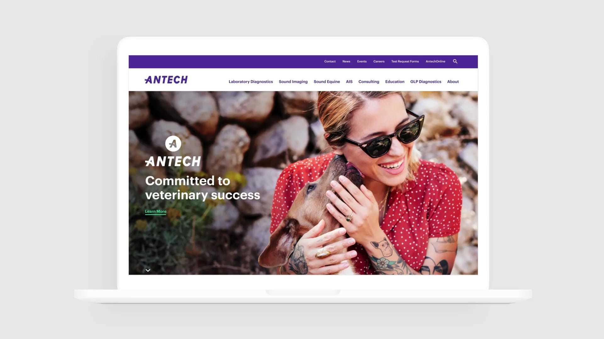 Antech Case Study Home Dskt Video Poster 091620