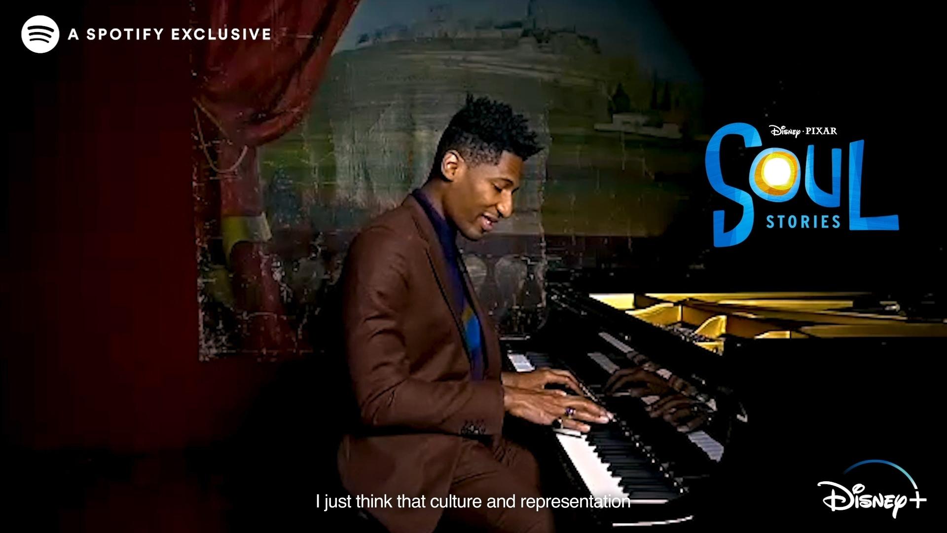Gershoni CS Spotify Soul Jon Batiste Video Poster 030421