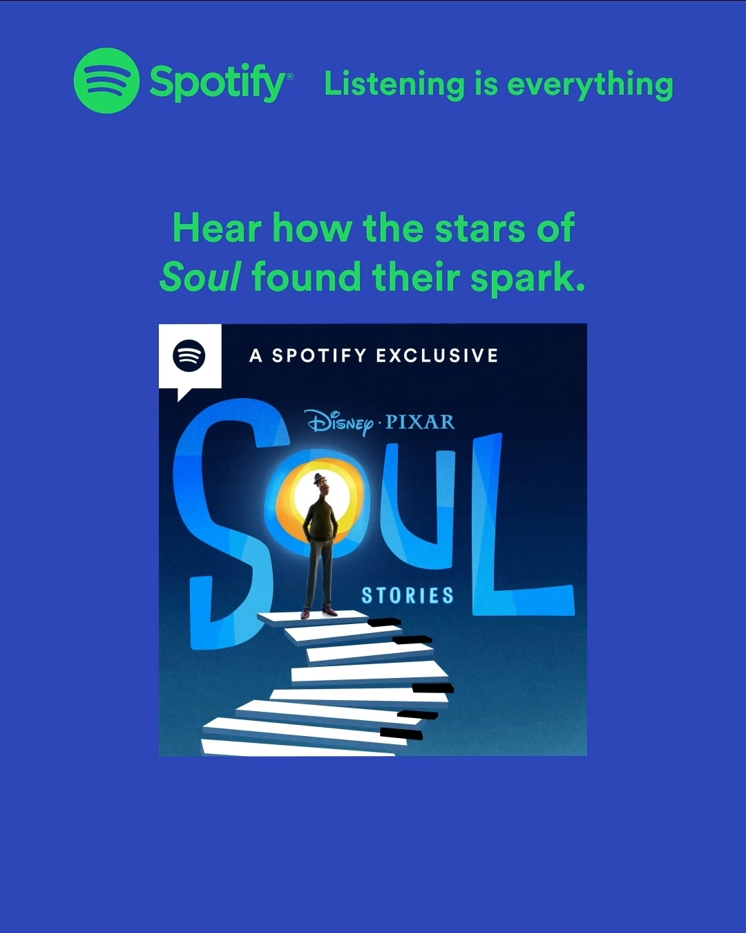 Gershoni CS Spotify Soul Social Ad Typographic 1080x1350 Video Poster 030421